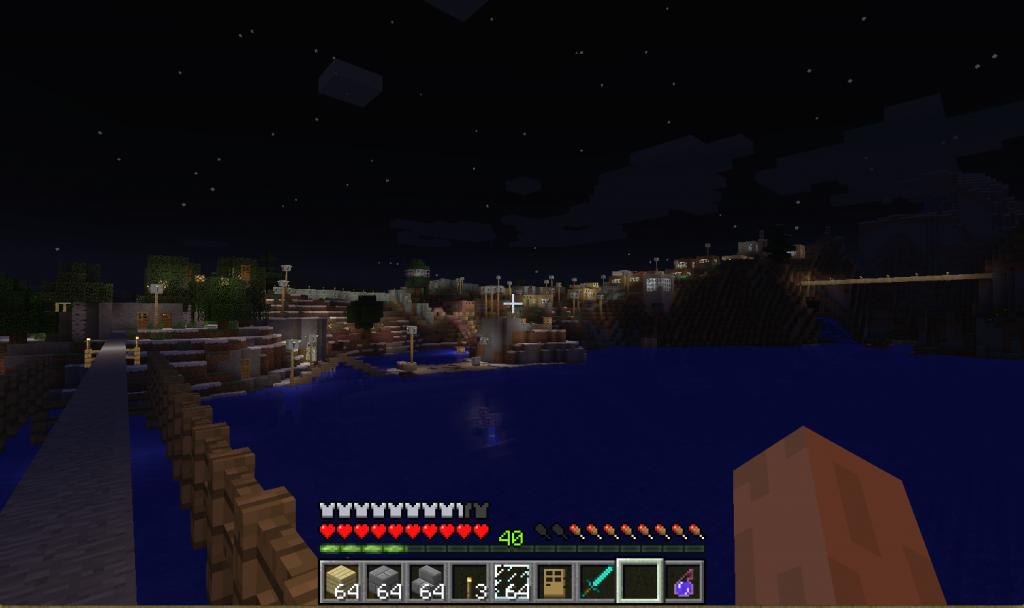 夜景は絶景