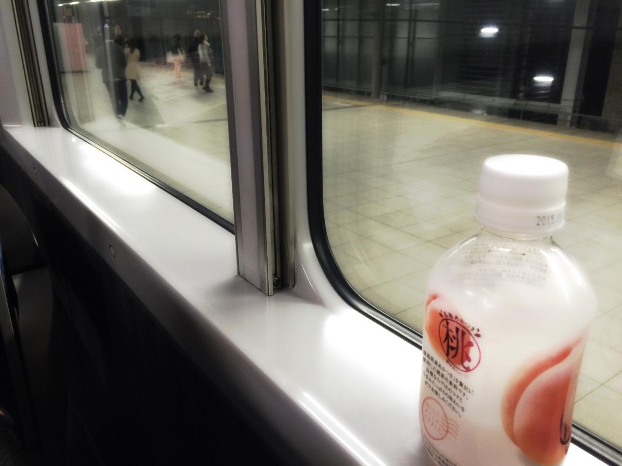 世界の車窓から〜湘南新宿ライングリーン車〜