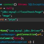 【Java】debug pointに止まらない!エラーも吐かない!何故だ?!〜transaction管理のお話!〜