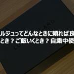 【レビュー】ラグジュアリーカードのコンシェルジュを初めて利用してみた!メールって便利ね!