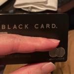 Luxury Card – Black Cardをコロナ禍で1年間使ってみた感想